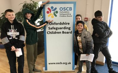 OSCB Safeguarding Conference: Understanding My World